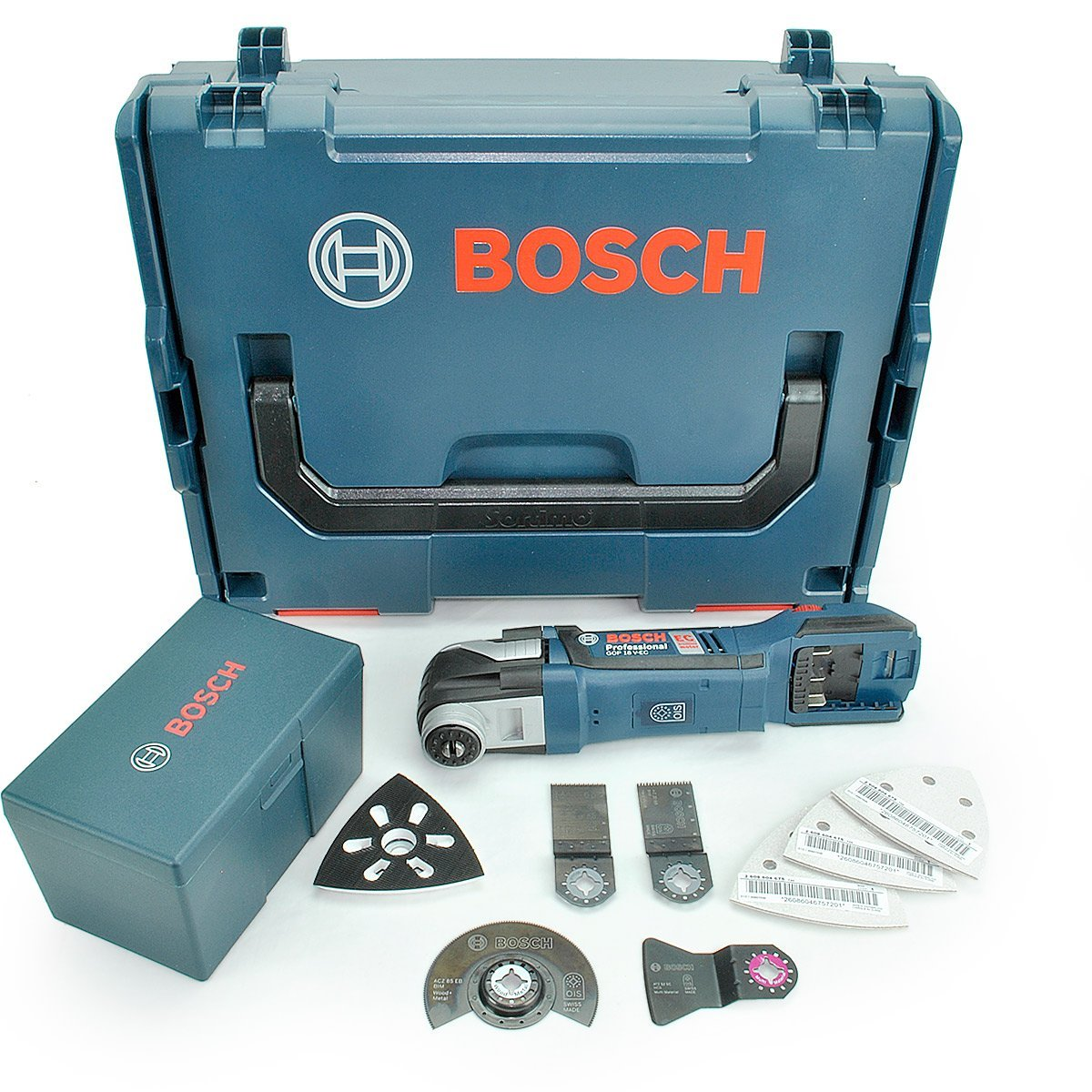 outil multifonctions Bosch Professional 0601231001